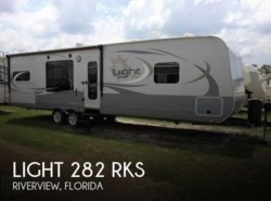 Used 2015  Open Range Light 282 RKS
