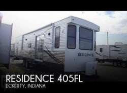 Used 2013  Keystone Residence 405FL by Keystone from POP RVs in Sarasota, FL