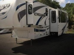 Used 2012  Heartland RV Cyclone 40 by Heartland RV from POP RVs in Sarasota, FL