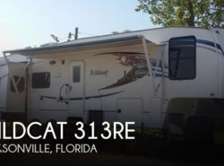 Used 2011  Forest River Wildcat 313RE by Forest River from POP RVs in Sarasota, FL