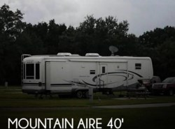 Used 2002  Newmar Mountain Aire 39SDTS by Newmar from POP RVs in Sarasota, FL