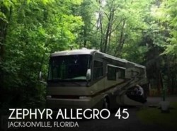Used 2006 Tiffin Zephyr Allegro 45 available in Sarasota, Florida