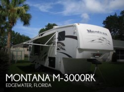 Used 2008  Keystone Montana M-3000RK by Keystone from POP RVs in Sarasota, FL