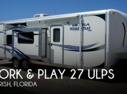 Used 2013  Forest River  Work & Play 27 ULPS by Forest River from POP RVs in Sarasota, FL