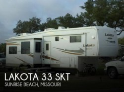 Used 2006  McKenzie Lakota 33 SKT by McKenzie from POP RVs in Sarasota, FL