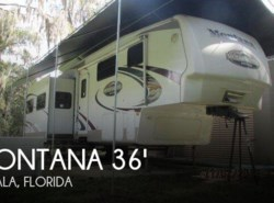 Used 2008  Keystone Montana M-324 RLQ Mountaineer Edition by Keystone from POP RVs in Sarasota, FL