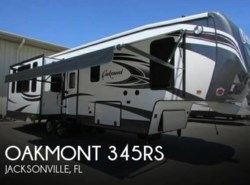 Used 2016  Heartland RV Oakmont 345RS by Heartland RV from POP RVs in Sarasota, FL