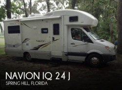 Used 2008  Itasca Navion iQ 24 J by Itasca from POP RVs in Sarasota, FL
