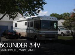 Used 1999  Fleetwood Bounder 34V by Fleetwood from POP RVs in Sarasota, FL