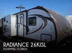 Used 2014  Cruiser RV Radiance 26KISL by Cruiser RV from POP RVs in Sarasota, FL