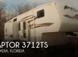 Used 2007  Keystone Raptor 3712TS by Keystone from POP RVs in Sarasota, FL