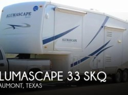 Used 2009  Holiday Rambler Alumascape 33 SKQ