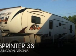 Used 2014  Keystone Sprinter 38