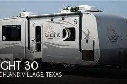 Used 2013  Open Range Light 30