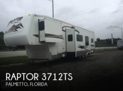 Used 2006  Keystone Raptor 3712TS by Keystone from POP RVs in Sarasota, FL