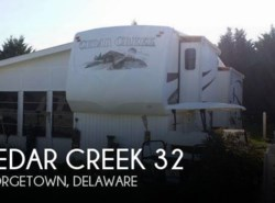 Used 2007  Forest River Cedar Creek 32 by Forest River from POP RVs in Sarasota, FL