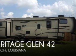 Used 2013  Forest River  Heritage Glen WBF356QBQ by Forest River from POP RVs in Sarasota, FL