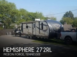 Used 2016  Forest River  Hemisphere 272RL by Forest River from POP RVs in Sarasota, FL