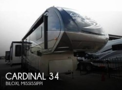 Used 2012  Forest River Cardinal 34 by Forest River from POP RVs in Sarasota, FL