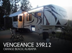 Used 2016  Forest River Vengeance 39R12 by Forest River from POP RVs in Sarasota, FL