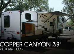 Used 2012  Keystone Copper Canyon 324FWBHS by Keystone from POP RVs in Sarasota, FL