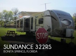 Used 2013  Heartland RV Sundance 322RS by Heartland RV from POP RVs in Sarasota, FL