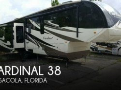 Used 2014  Forest River Cardinal 38 by Forest River from POP RVs in Sarasota, FL