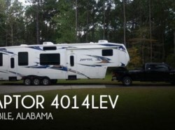 Used 2011  Keystone Raptor 4014LEV by Keystone from POP RVs in Sarasota, FL