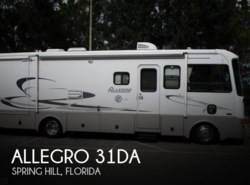 Used 2002 Tiffin Allegro 31DA available in Sarasota, Florida