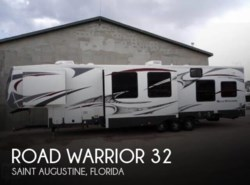 Used 2013  Heartland RV Road Warrior 32 by Heartland RV from POP RVs in Sarasota, FL