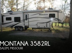 Used 2014  Keystone Montana 3582RL by Keystone from POP RVs in Sarasota, FL