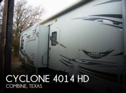 Used 2012  Heartland RV Cyclone 4014 HD by Heartland RV from POP RVs in Sarasota, FL