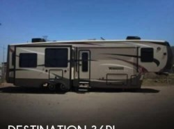 Used 2015  Winnebago Destination 36RL by Winnebago from POP RVs in Sarasota, FL