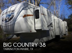 Used 2009  Heartland RV Big Country 38 by Heartland RV from POP RVs in Sarasota, FL