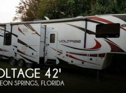 Used 2012  Dutchmen Voltage 3950 Toy Hauler by Dutchmen from POP RVs in Sarasota, FL