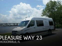 Used 2010  Miscellaneous  Pleasure Way 23 by Miscellaneous from POP RVs in Sarasota, FL