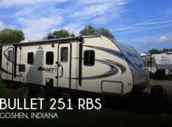 Used 2017  Keystone Bullet 251 RBS by Keystone from POP RVs in Sarasota, FL