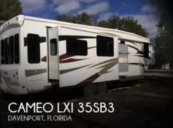 Used 2009  Carriage Cameo LXI 35SB3 by Carriage from POP RVs in Sarasota, FL