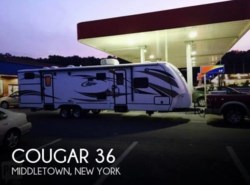 Used 2015  Keystone Cougar 36 by Keystone from POP RVs in Sarasota, FL