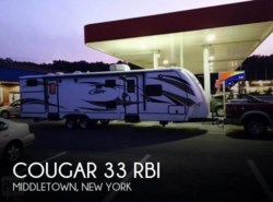 Used 2015  Keystone Cougar 36