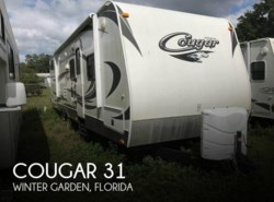 Used 2013  Keystone Cougar 31 by Keystone from POP RVs in Sarasota, FL