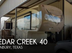 Used 2016 Forest River Cedar Creek 40 available in Sarasota, Florida