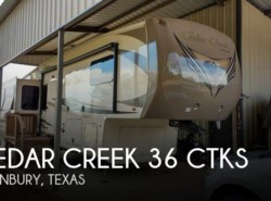 Used 2016  Forest River Cedar Creek 36 CTKS by Forest River from POP RVs in Sarasota, FL