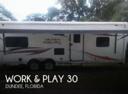 Used 2014  Forest River  Work & Play 30 by Forest River from POP RVs in Sarasota, FL