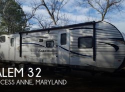Used 2016  Forest River Salem 32 by Forest River from POP RVs in Sarasota, FL