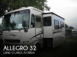 Used 2008  Tiffin Allegro 32 by Tiffin from POP RVs in Sarasota, FL