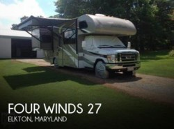 Used 2015 Thor Motor Coach Four Winds 27 available in Elkton, Maryland