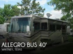Used 2007 Tiffin Allegro Bus BUS 40 QSP available in Sarasota, Florida