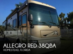Used 2011 Tiffin Allegro Red 38QBA available in Sarasota, Florida