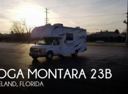 Used 2014 Fleetwood Tioga Montara 23B available in Sarasota, Florida